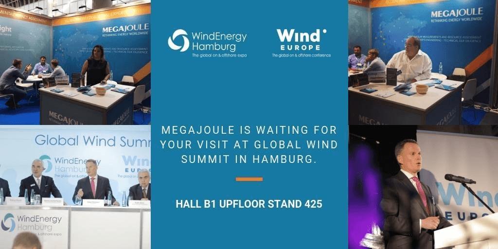 Global wind summit Hamburg